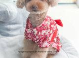 كيمونو أسلوب محبوب بيجامات 100% قطر بيجامات صغيرة كلب قميص ليّنة زيّ محبوب طبقة مظهر قطع بيجامات