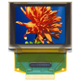 Pixel-Ähnlichkeit der 0.96 Zoll-weiße P.M. OLED Bildschirmanzeige-64X128, Spi, I2c