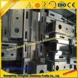 Het Profiel van het Aluminium van het handvat met Diepe Verwerking CNC