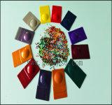 L'alta FDA dello SGS del passaggio di Masterbatch del pigmento di colore verde certifica