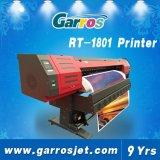 4つのカラー昇華インク印刷の昇華プリンターDx5 Dx7が付いている3.2mデジタルの織物プリンター