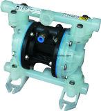 Neumático de aire de alta presión bomba de diafragma de plástico