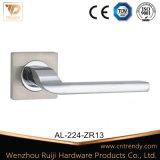 가구 기계설비 Zamak 알루미늄 문 손잡이 및 자물쇠 (AL103-ZR09)