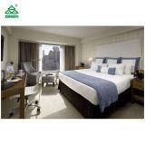 Arredamento di lusso della camera di albergo, mobilia della stanza di ospite del re Size Hotel nel rivestimento dell'unità di elaborazione