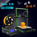 Big Print Taille Fashion aluminium Anet Chine imprimante 3D en usine