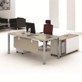 Contemporary Type Office Furniture Workstation Wooden Counts