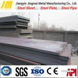 Placas de acero resistentes al fuego de los materiales de construcción y de la erosión de acero de la construcción