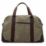 新しいデザインキャンバスの週末のスポーツ旅行袋の屋外のダッフルバッグ
