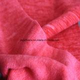 Ватка влияния печатание катиона микро-, ткань куртки (поднял красный цвет)