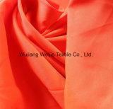 Pelle della pesca della saia del poliestere per l'indumento/sacchetto