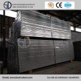 Plancia d'acciaio galvanizzata personalizzata del TUFFO caldo