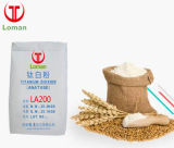 TiO2 99% de pureza Grau Alimentício Dióxido de Titânio /Rutilo Preço de Areia