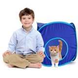 Chien Kitty Cat jouer Cube pour lapin, Chiot Chaton