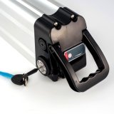 24V 10Ah peu Silver Type de poisson d'E-Bike batterie