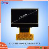 het 0.96 '' LCD van het Comité van de Vertoning OLED van de Duim 128X64 Scherm 128*64