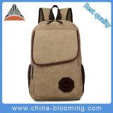 Schule-Schulter-Reißverschluss-Beutel-Arbeitsweg-Segeltuch-Freizeit-Rucksack