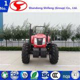 160HP de Vierwielige Aandrijving van de Tractor van het landbouwbedrijf met Cabine