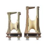 300*230*260mm Brücken-Kabel-Rollen/Kabel-Riemenscheibe