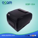 Imprimante thermique d'étiquette de code à barres de transfert d'Ocbp-004b-U 300dpi