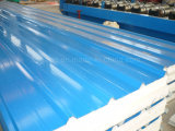Pannelli a sandwich d'acciaio rivestiti di colore di ENV per il comitato del tetto/comitato di parete