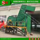 De kant en klare Ontvezelmachine van het Recycling van de Schroot voor Auto/Aluminium/Blikken