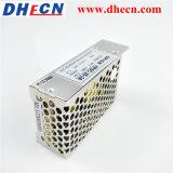 AC au ce du bloc d'alimentation Hrsc-25-5 de commutation de C.C 25W 5V 4A, RoHS, ERP, ISO9001 a délivré un certificat