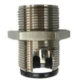 Qualitäts-Präzisions-Diamant-prägendes Messingschrauben-Maschinen-Teil