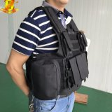 T003 Black Body Armor Bulletproof Vest