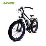 Зеленый индикатор питания подвески в полном объеме на горных велосипедах с электроприводом