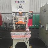 Máquina do perfurador da imprensa de potência Jh21-125 para a produção do dissipador de cozinha