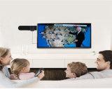 Signal élevé du papier plat mince Design Digital DVB-T Indoor TV antenne avec amplificateur amovible