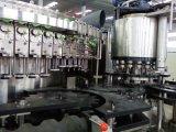 7000bph de Was die van het bier en Monoblock voor Kroonkurk vullen afdekken