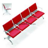 4 Seater Aluminiumtyp Terminalgruppe-Stuhl mit vollen Armlehnen