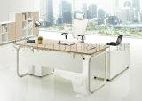 Nieuw Houten Ontwerp en Staal Directeur Office Executive Desk (sz-ODT605)