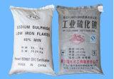 Sulfureto de cristal do sódio da classe industrial
