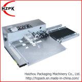 Haute vitesse machine automatique de la radiomessagerie en plastique pour le papier/étiquette/la carte