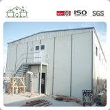 Instalação fácil em casa modular de aço leve Prefab House