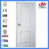 Торгуя дверь ремонта специально водоустойчивая деревянная белая