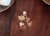 Мода треугольник шпильку из нержавеющей стали серьги для женщин возросла Gold малых Pendientes Brincos Orecchini Oorbellen серьги