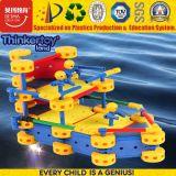 Пластичная шлюпка игрушки строительных блоков для взрослого