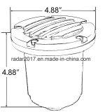 Le laiton Dispositif d'éclairage LED basse tension dans le sol de l'éclairage de la Chine les ventes en usine