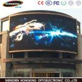 P8/P10 LED du panneau extérieur de la publicité du Conseil de l'écran Module complet de couleurs