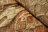 Tissu coloré de sofa de type de jacquard de Chenille