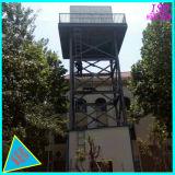 Réservoir de stockage de l'eau rectangulaire en PRF