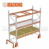 Prateleira industrial do metal ajustável das soluções do armazenamento