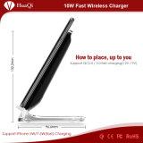 caricatore senza fili portatile di Smartphone del basamento 10W per la galassia S8/S8 di Samsung più