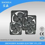 Quadratischer Eisen-Fan, energiesparender Fan mit innerem Läufer