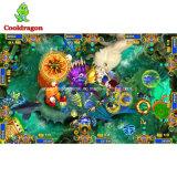 Монеты игра работает машина улова рыбы Lion забастовку рыб Хантер аркадных игр