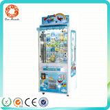 Die meiste populärer Münzenspielwaren-Greifer-Minikind-Puppe-Maschine