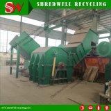 découpeuse à bois de la machine pour le bloc de palette de recyclage des déchets